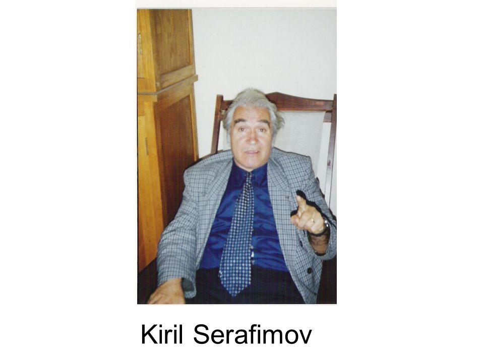 Kiril Serafimov