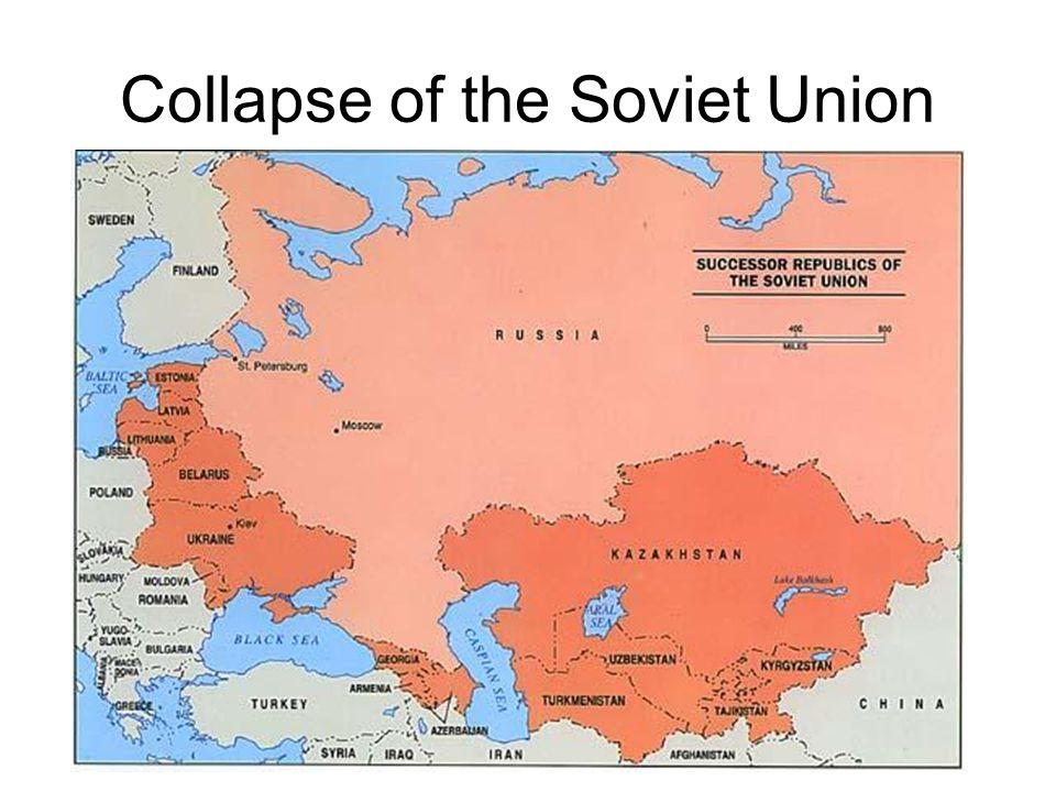 Collapse of the Soviet Union