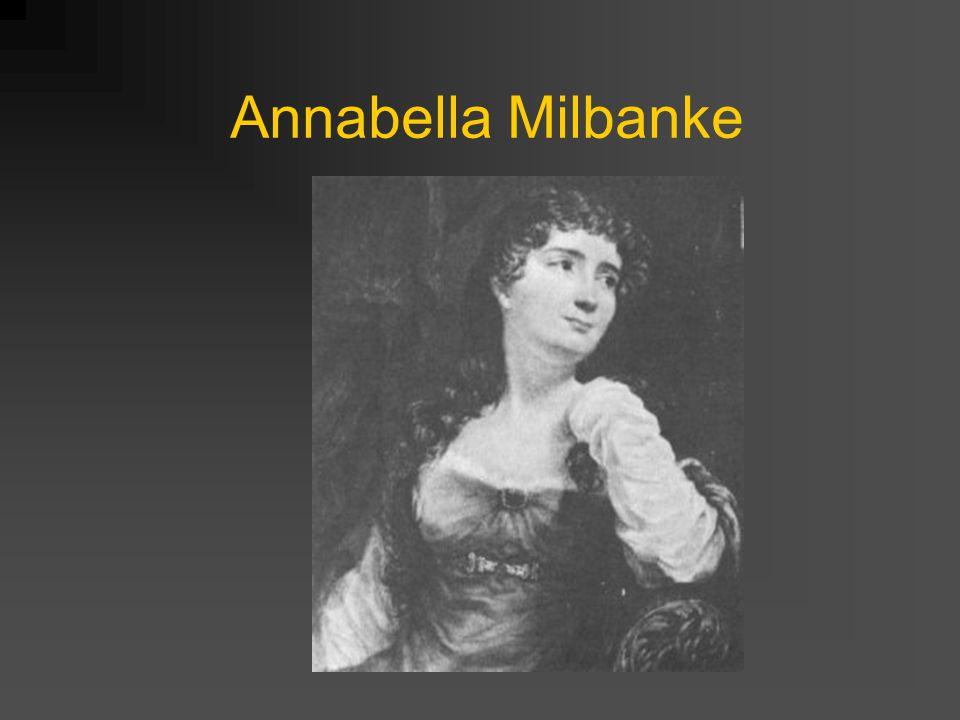 Annabella Milbanke