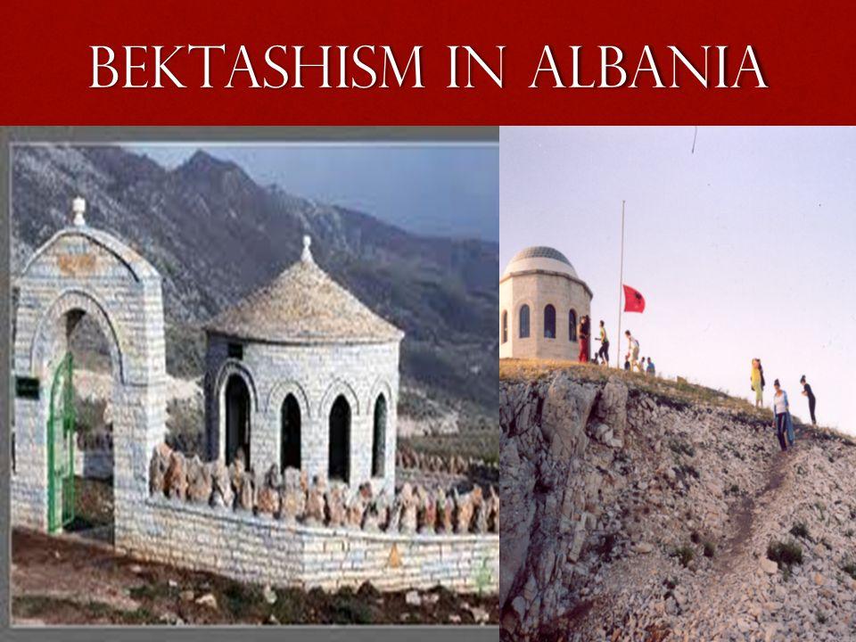 Bektashism in albania