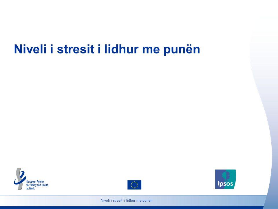 27 http://osha.europa.eu Ndryshimi në 100 përqind për shkak të përjashtimit të Nuk e di; Për të gjithë: Punonjësit e moshës 18+ Kontrata e punësimit Madhësia e punëdhënësit (numri i punonjësve) Nëse eprorit tuaj do t'i drejtonit pyetje për problemin e sigurisë dhe shëndetit në vendin e punës, sa jeni të bindur se do të përpiqej ta zgjidhte atë problem.