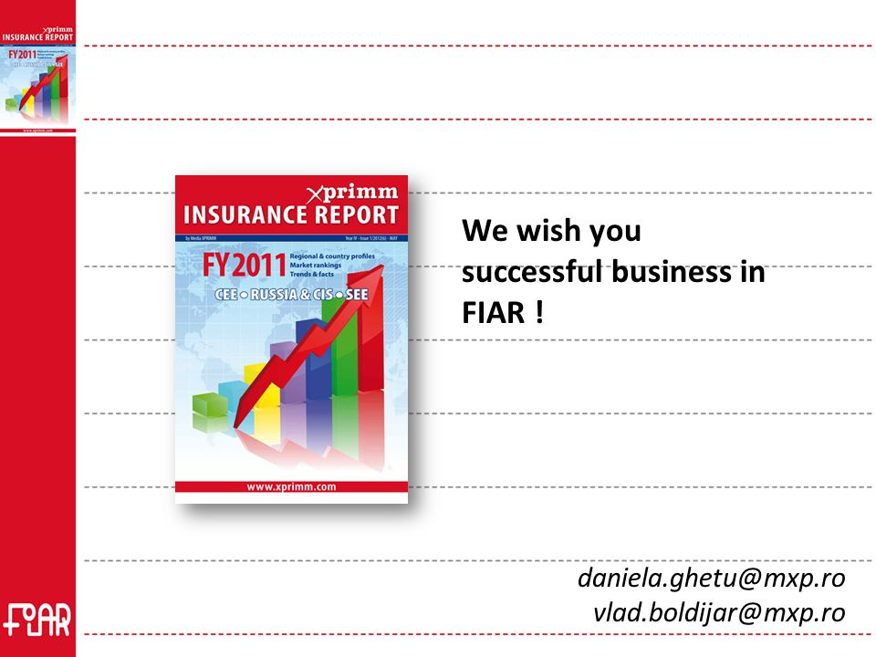 We wish you successful business in FIAR ! daniela.ghetu@mxp.ro vlad.boldijar@mxp.ro