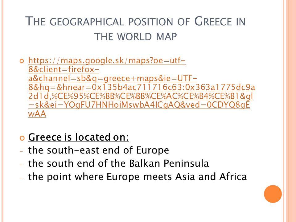 N EIGHBOR - COUNTRIES o Albania o FYROM o Bulgaria o Turkey