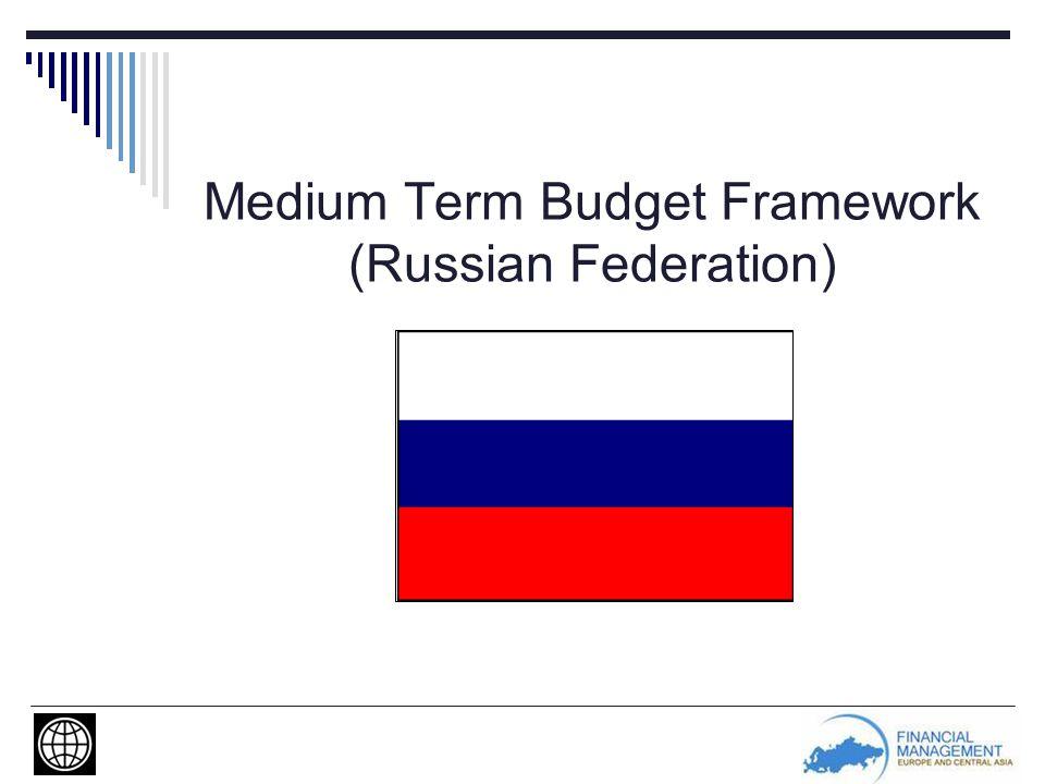 Medium Term Budget Framework (Russian Federation)
