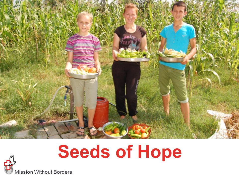 Mission Without Borders Seeds of Hope