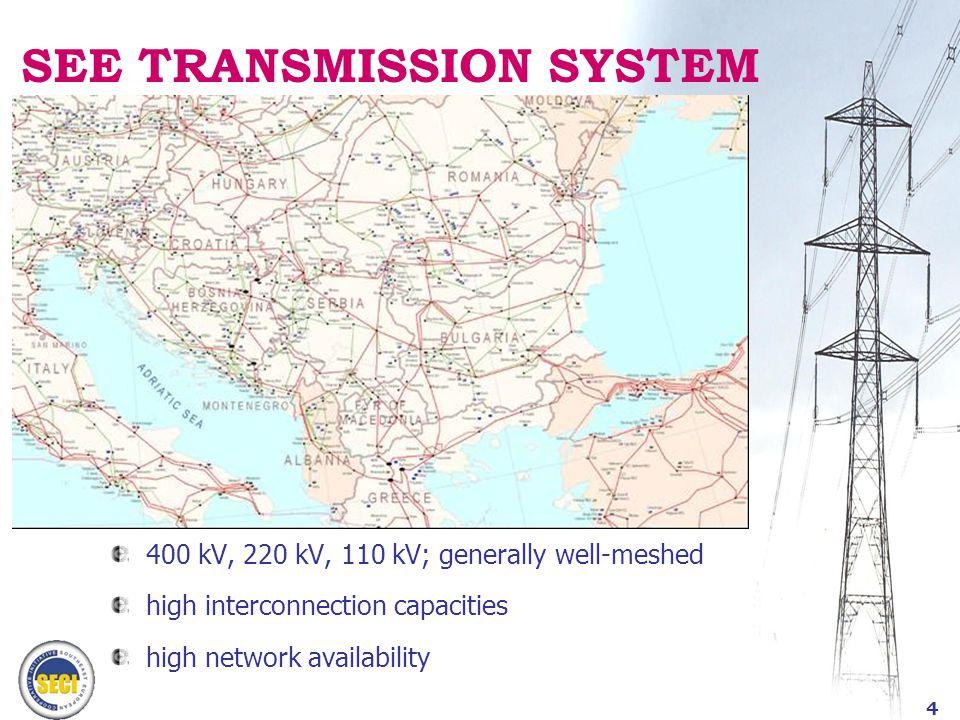5 RECENT TRANSMISSION PROJECTS New lines Žerjavinec(HR) - Heviz (HU) 2x400 kV (2000) Sandorfalva (HU) - Bekescaba (HU) 400 kV (2003) Amyndeo (GR) - Florina (GR) 2x400 kV (2004) S.Mitrovica (RS) - Ugljevik (BA) 400 kV (2005) Paks (HU) - Pecs (HU) 400 kV, second line (2005) Subotica (RS) - Sombor (RS) 400 kV (2007) Florina (GR) - Bitola (MK) 400 kV (2007) Gyor (HU) - Szombathely (HU) 2x400 kV (2007) Filippi (GR) - N.Santa (GR) - Babeski (Tur) 400 kV (2008) Arad (RO) - Nadab (RO) - Bekescaba (HU) 400 kV (2009) Fier (Al) - Vlore (Al) 220 kV (2009) Dubrovo (MK) - Stip (MK) - C.Mogila (BG) 400 kV (2009) Szombathely (HU) - Heviz (HU) 2x400 kV (2010) Podgorica (ME) - Tirana (AL) - Elbasan (AL) 400 kV (2010) Ernestinovo (HR) - Pecs (HU) 2x400 kV (2010) Nis (RS) - Stip (MK) (to the border, in operation Nis - Leskovac) 400 kV (2010) Suceava (RO) - Roman Nord (RO) - Bacau (RO) - Gutinas (RO) (upgraded from 220 kV to 400 kV) (2011) Martinvasar (HU) - Bicske (HU) 400 kV (2011) Plovdiv (BG) - Zlatitsa (BG) 400 kV (2011)
