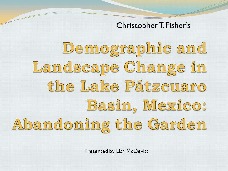 Christopher T. Fisher's Presented by Lisa McDevitt