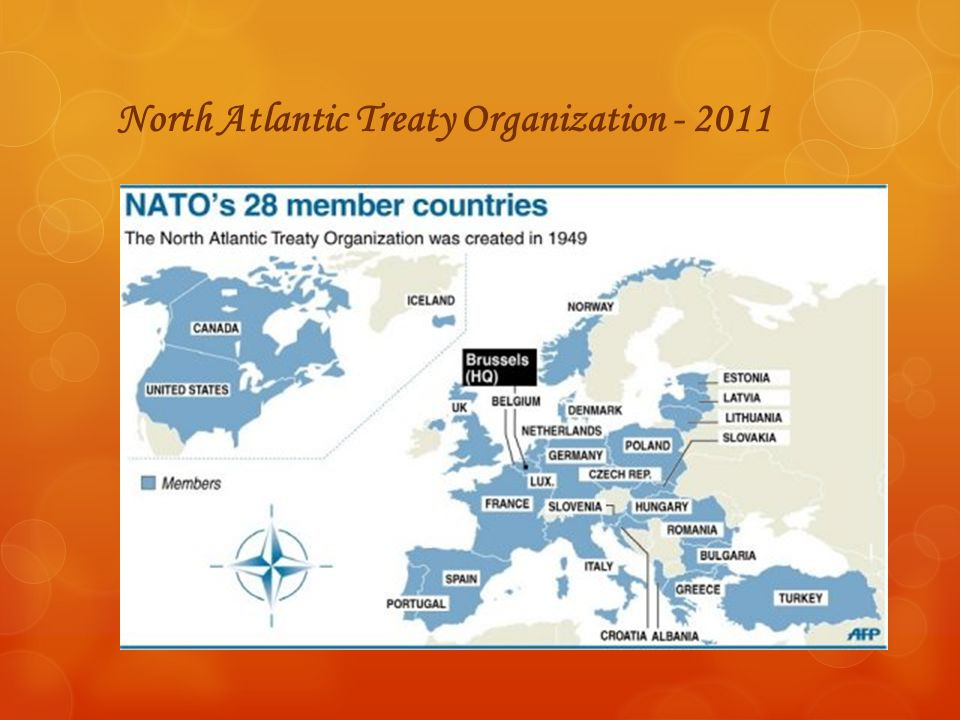 North Atlantic Treaty Organization - 2011