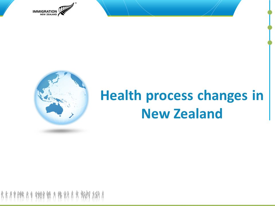 Health process changes in New Zealand