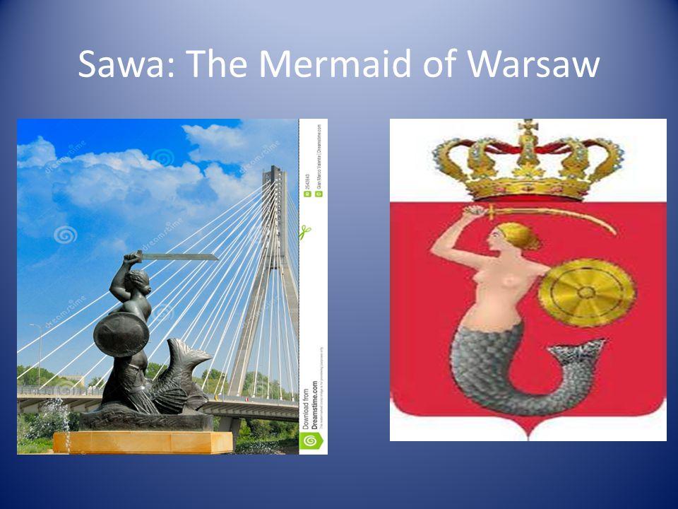 Sawa: The Mermaid of Warsaw