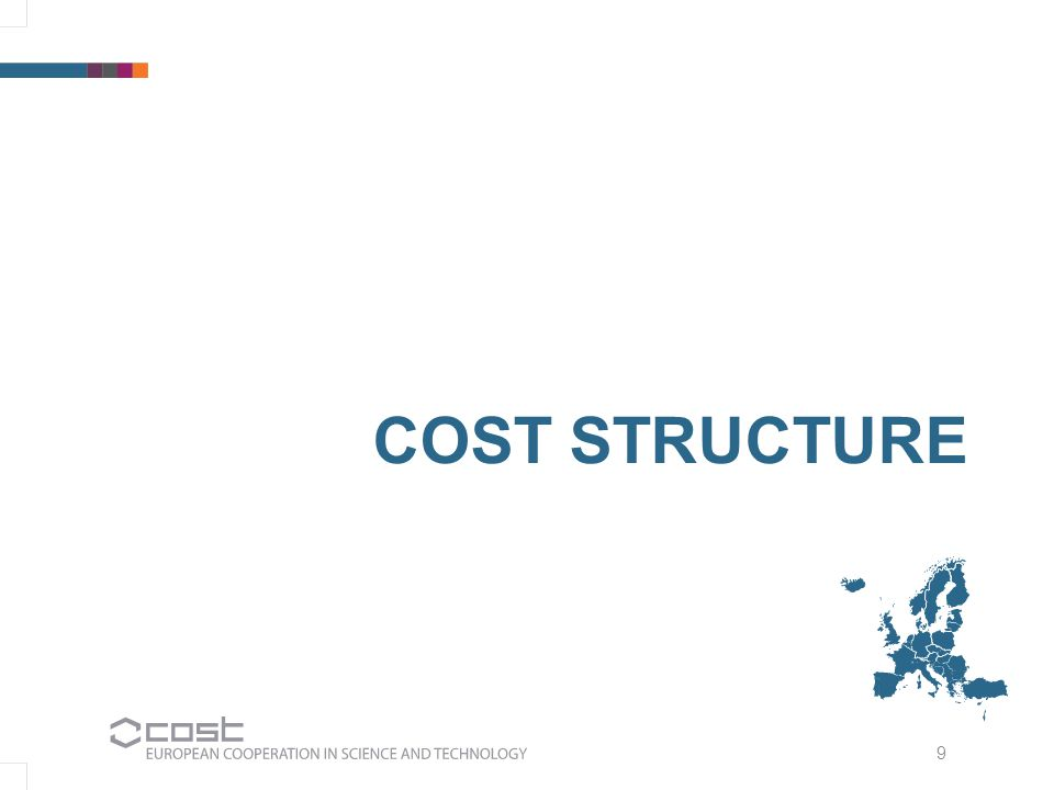 9 COST STRUCTURE