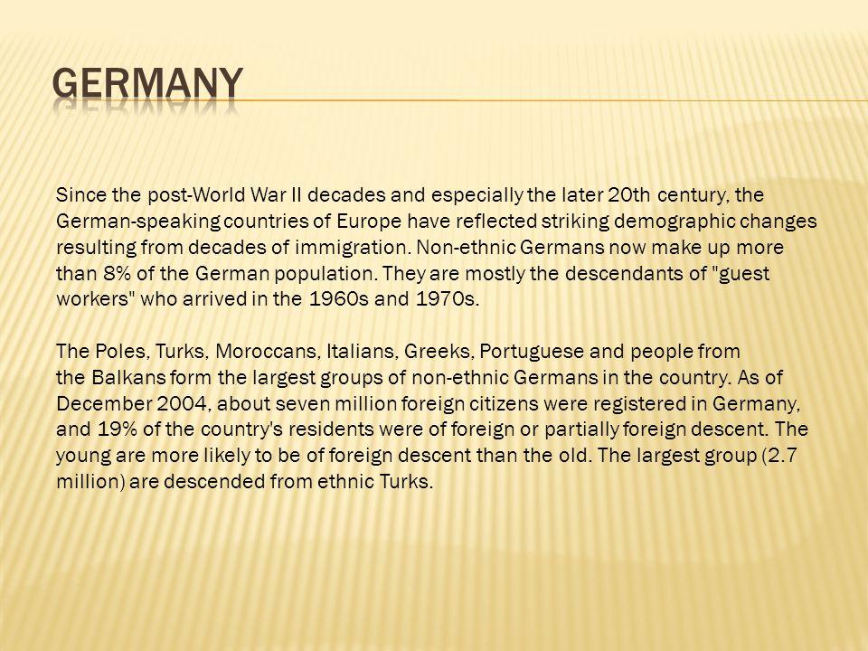  Representatives estimated at 50 000 people.Most in Carlsbad, Prague and Brno.