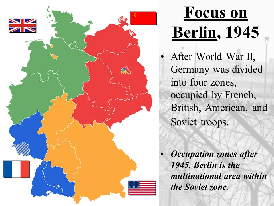 The Ideological Struggle Soviet & Eastern Bloc Nations [ Iron Curtain ] US & the Western Democracies GOAL  spread world- wide Communism GOAL  Containment of Communism & the eventual collapse of the Communist world.