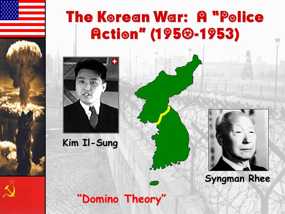 Essential Questions 3.10.09 What is one (probable) cause of the Korean War.