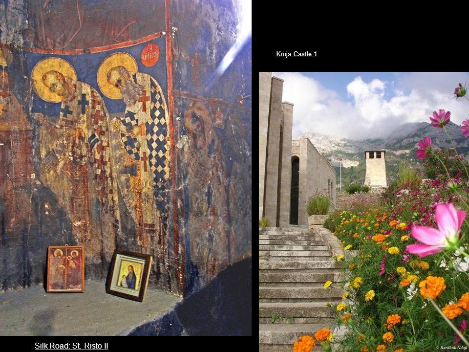 Silk Road: St. Risto II Kruja Castle 1