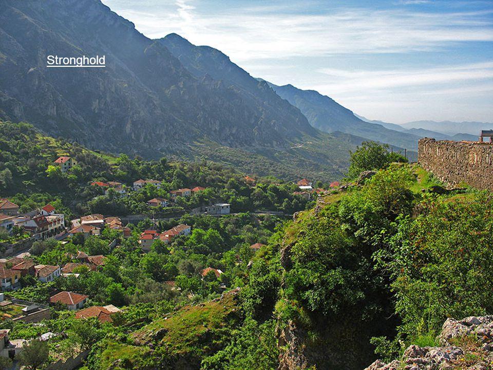 People of Albania