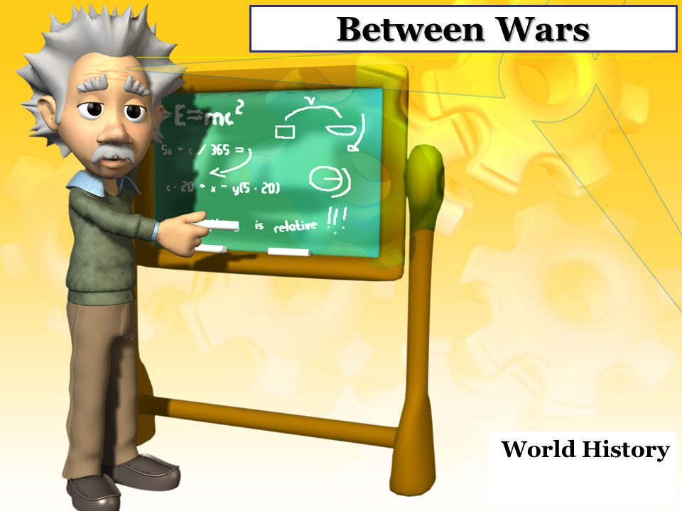 World History Between Wars