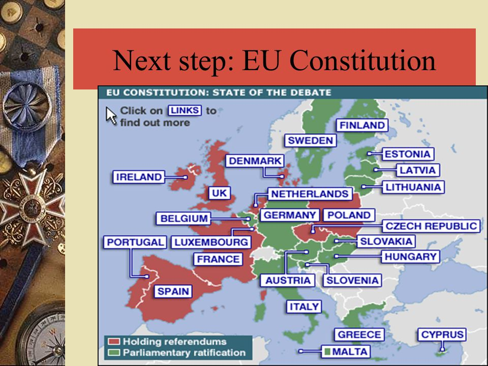 Next step: EU Constitution