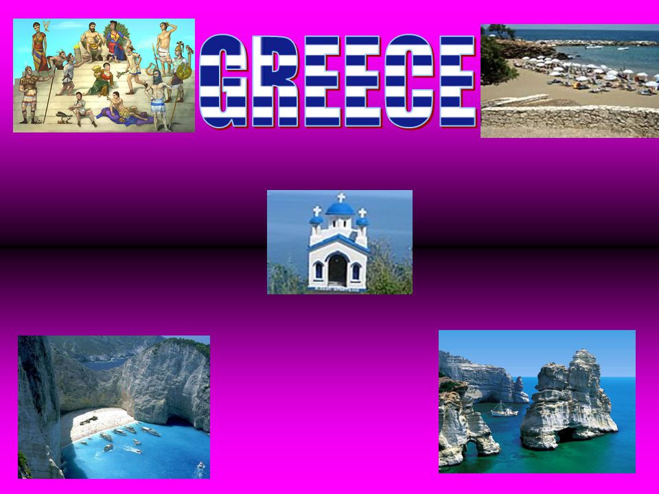 Greece is located in the Balkan Peninsula and borders with Albania, Fyrom, Bulgaria and Turkey.