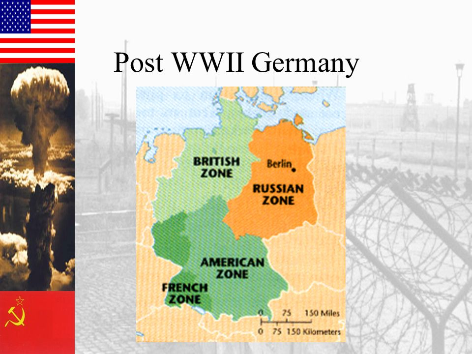 Post WWII Germany