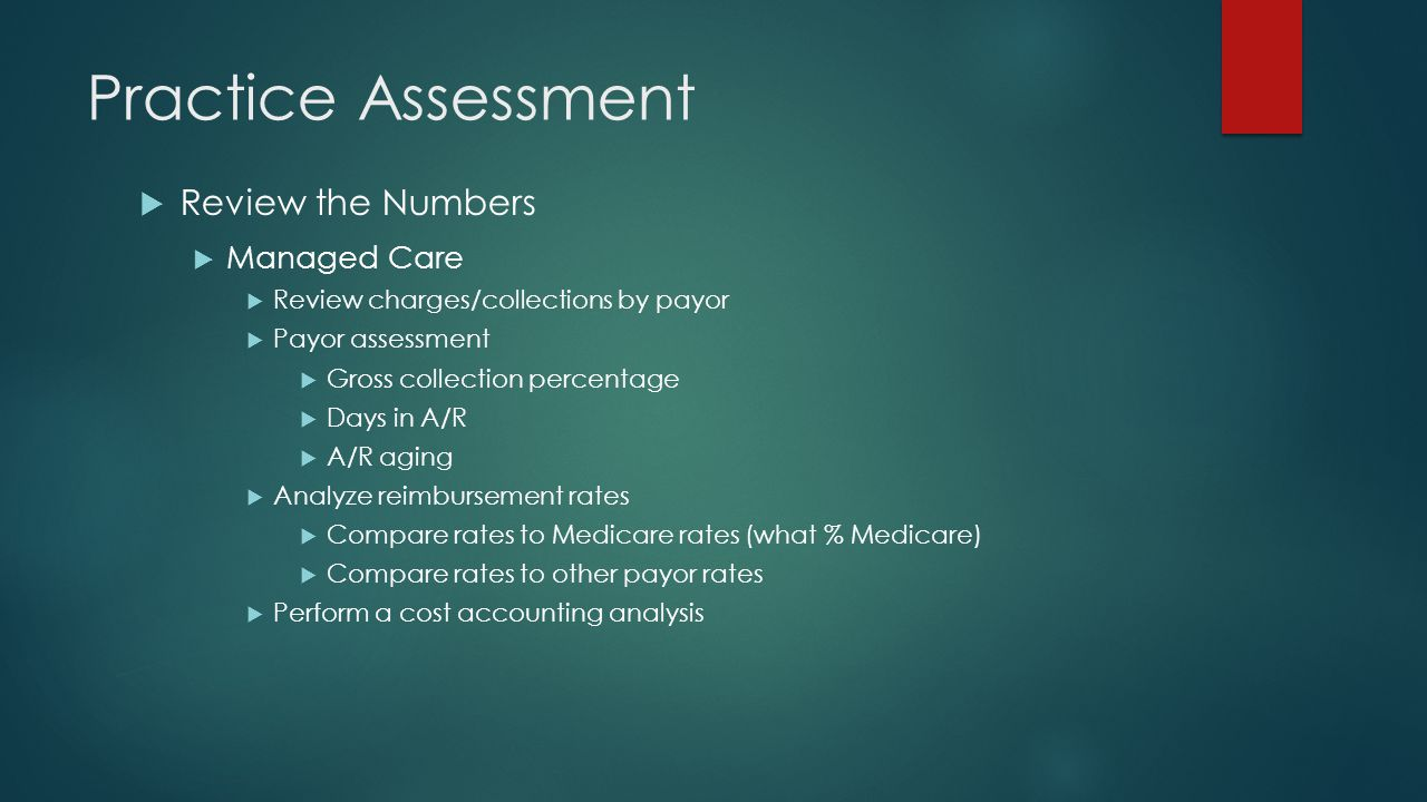 Practice Assessment  Improve Profitability by Improving Processes  Elements of Process Improvement 1.