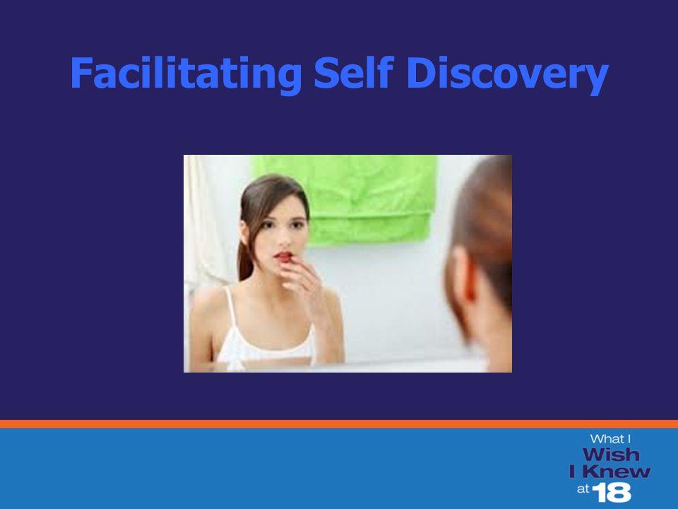 Facilitating Self Discovery