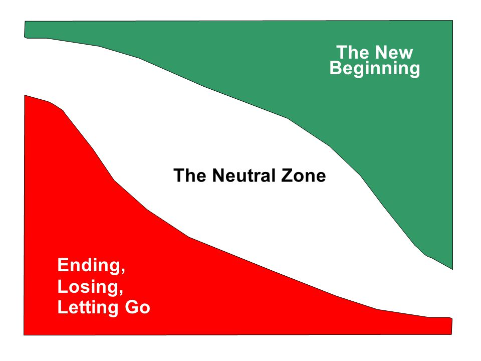 Ending, Losing, Letting Go The New Beginning The Neutral Zone