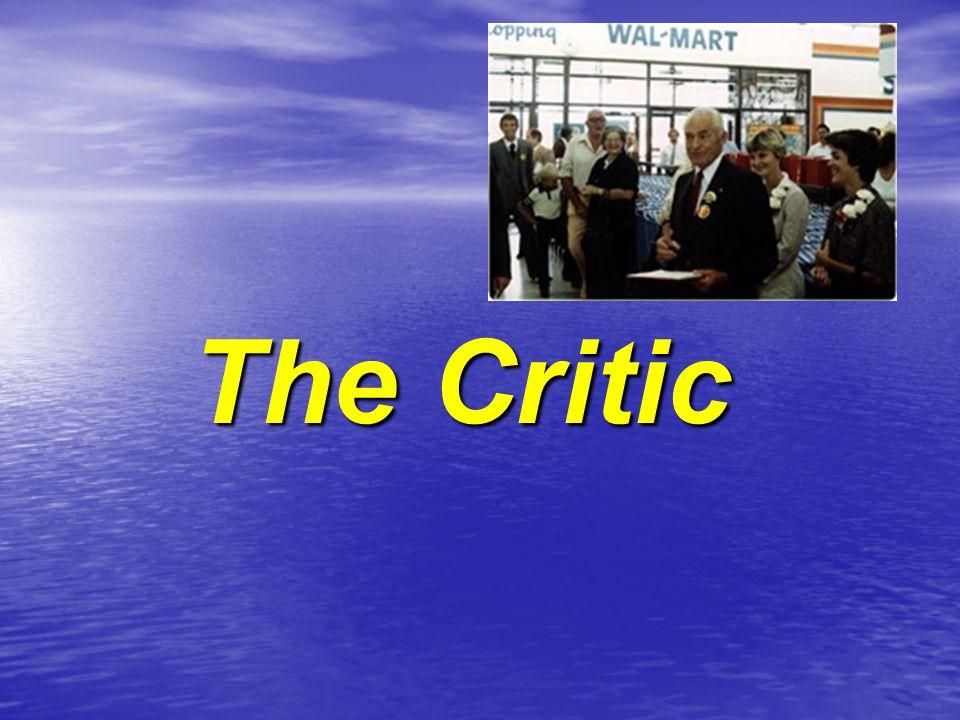 Sam Walton's Secret: US$100 Billion His goal for Walmart was to be the best - not biggest!