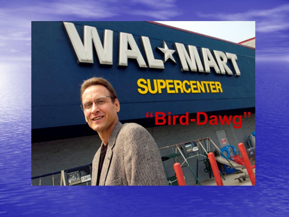 Big Question #2 Walmart in Ecuador?
