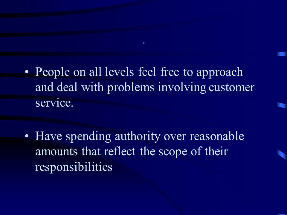 More Accountability Meet preset goals Meet performance standards Be proactive in meeting goals & standards