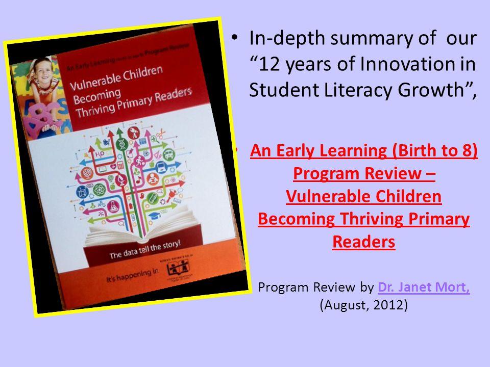 The Continual Spiral of Building Teacher Capacity SD No.