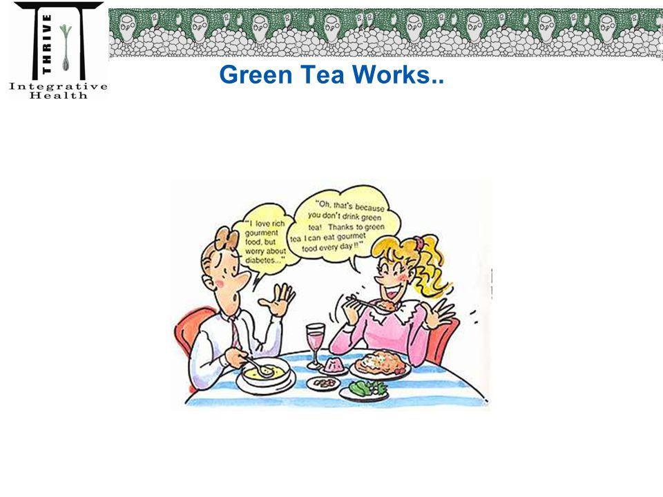 Green Tea Works..