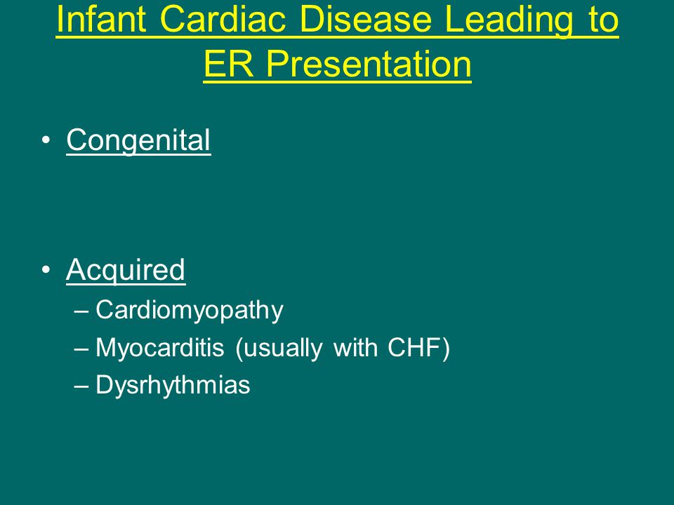 Congestive Heart Failure the physiologic state in which cardiac output is unable to meet tissue metabolic demands (Rosen) CO = HR x SV SV dependent upon preload, afterload, contractility