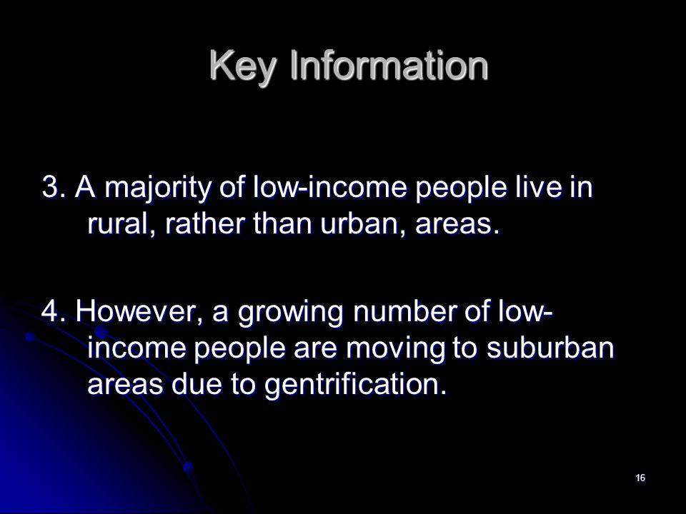 16 Key Information Key Information 3.