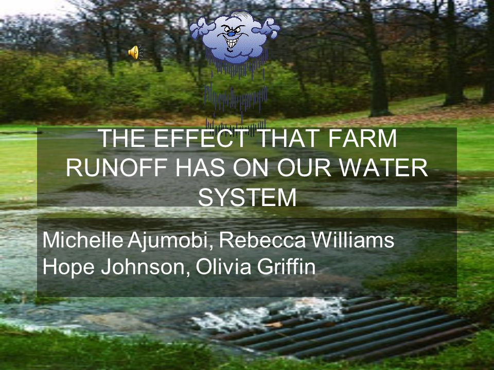 RUNOFF, HOW IT WORKS