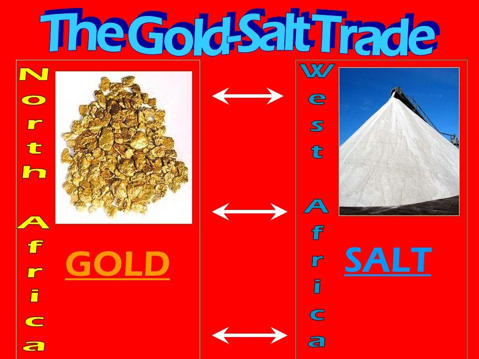 GOLD SALT