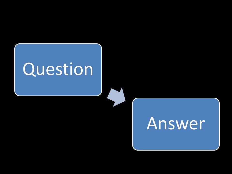 QuestionAnswer