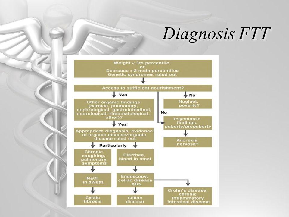 Diagnosis FTT