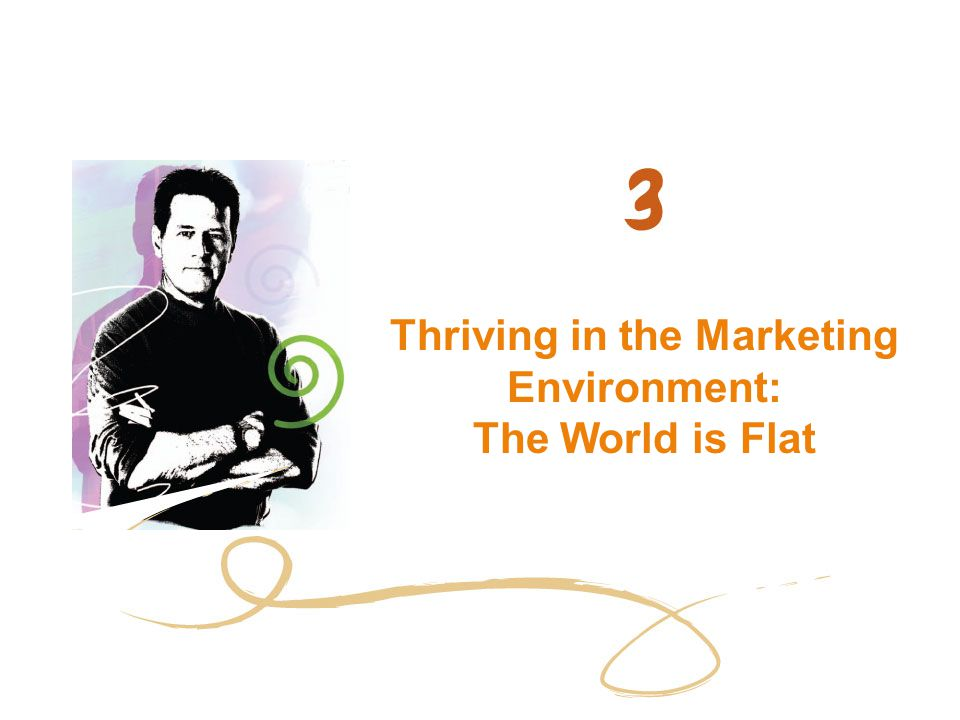 Thriving in the Marketing Environment: The World is Flat