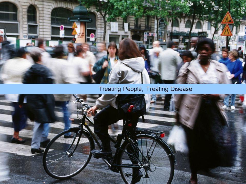 2 2 Treating DiseaseTreating People,