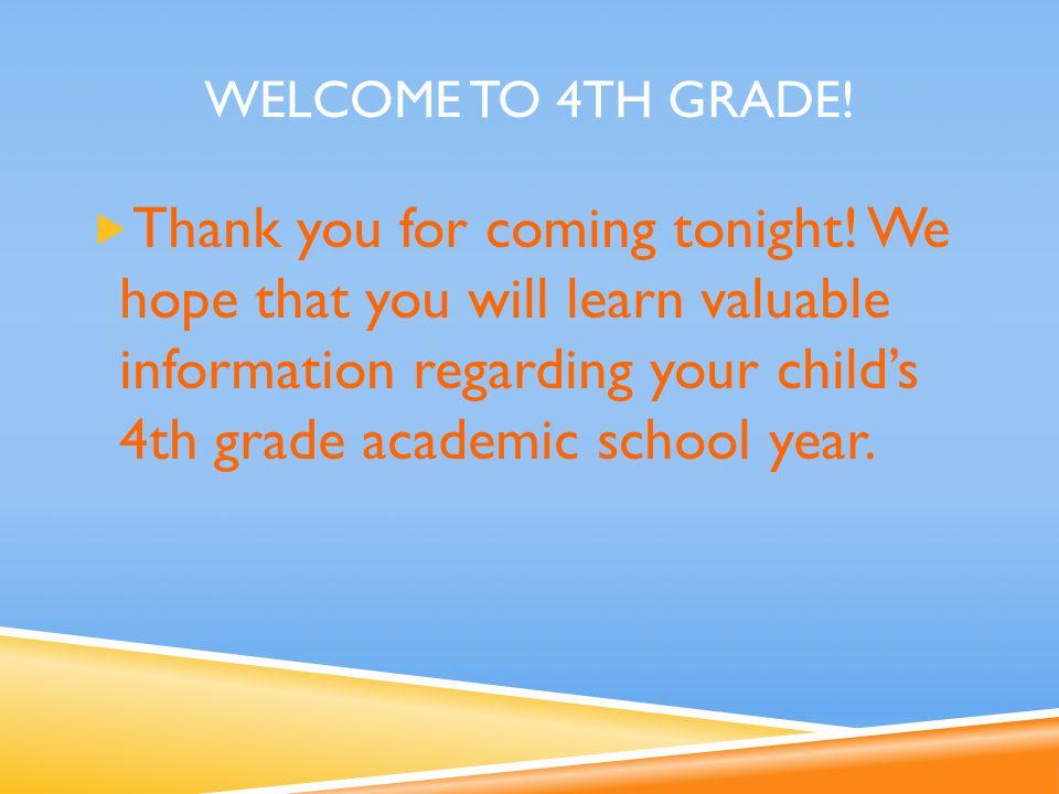 MEET THE 4 TH GRADE TEAM TEACHERS Ms.Remelus Reading/ Language Arts and Social Studies Mrs.