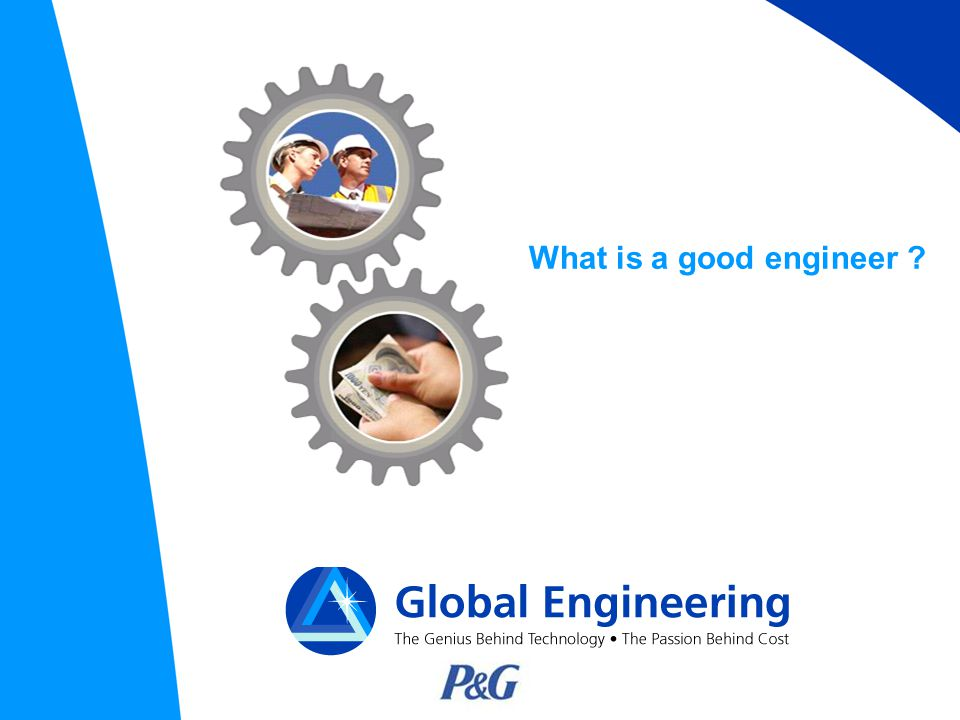 What is a good engineer ?