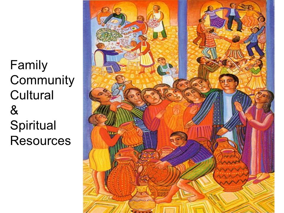 Strengthen: Family Community Cultural & Spiritual Resources