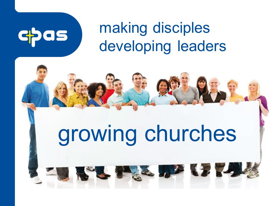 growing churches making disciples developing leaders