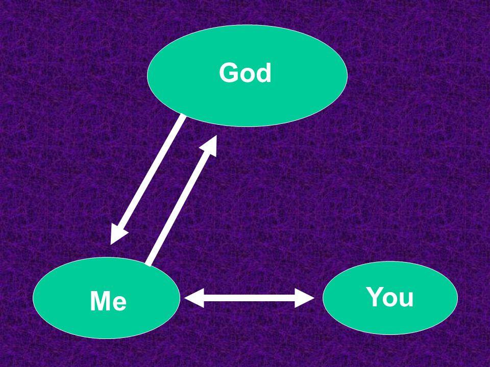God Me You