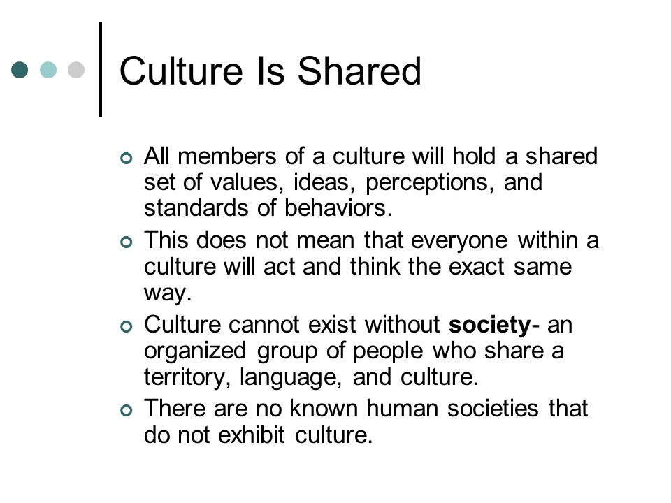 What is the function of culture.