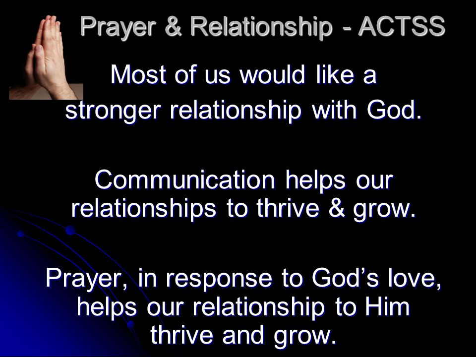 ACTSS - Confession Hiding is a part of sinning.Hiding from God.