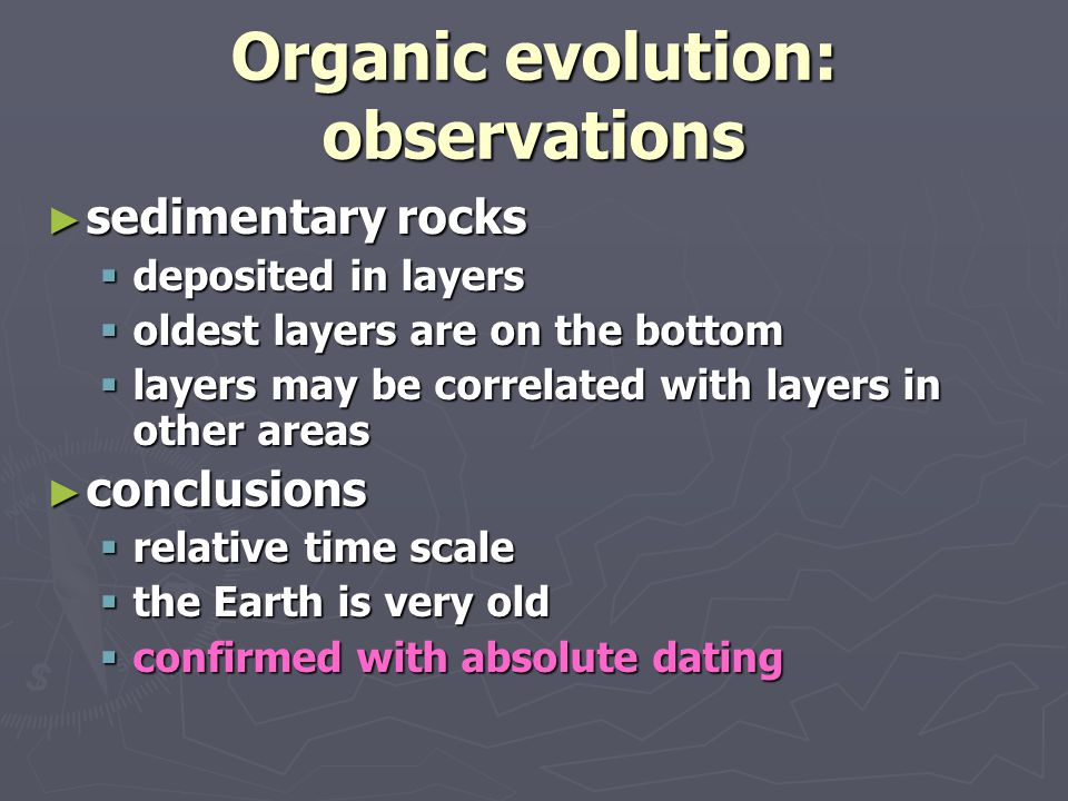 Natural selection: observations ► populations of organisms display a variety of characteristics  characteristics may be useful, not useful, or detrimental  the variety is reflected in an organisms genes