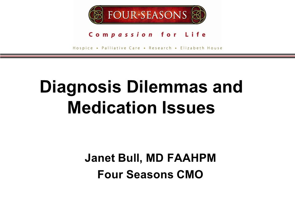 Existing Debility/FTT Patients o Physician – review plan of care and note affected bodily systems, symptoms, and medications o Change to more appropriate diagnosis based on above with use of multiple secondary diagnosis to support o Write order to change diagnosis and document reason for change o Adjust medications covered