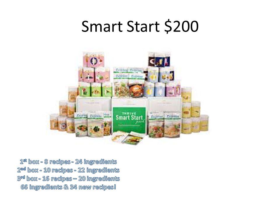 Smart Start $200